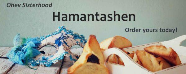 Ohev Sisterhood's Hamantashen