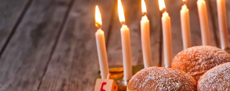 Ohev Sholom Hanukkah Party