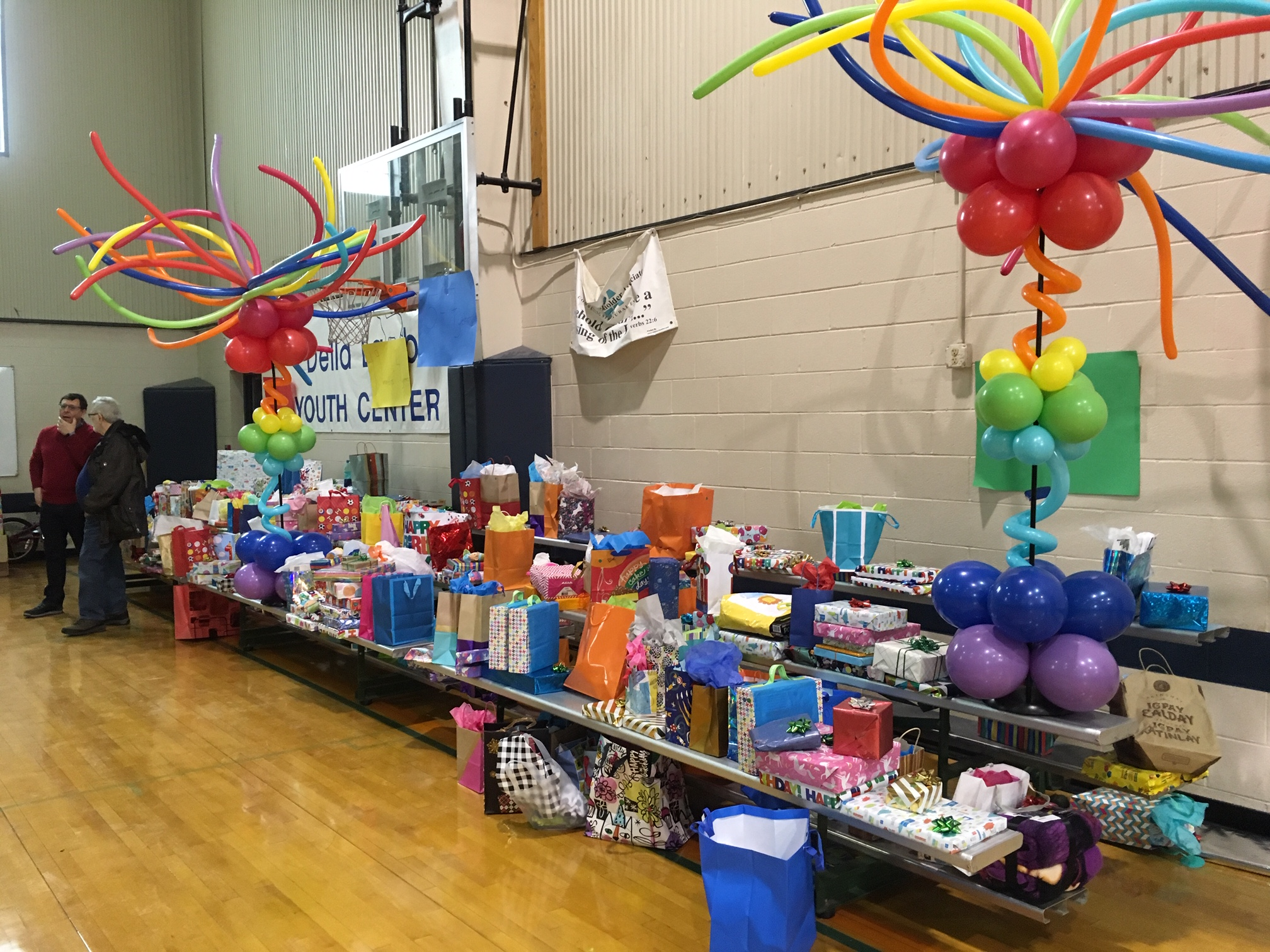 JVS Hosted The 2019 Refugee Birthday Party